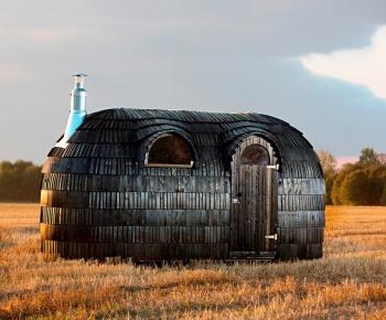 Sauna iglu double