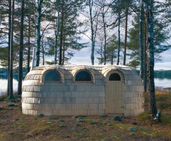 Sauna iglu triple