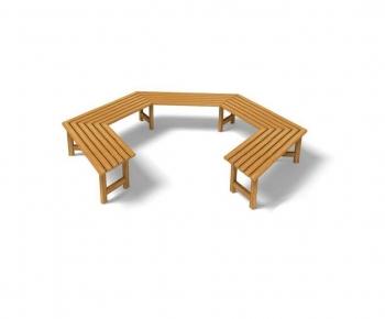 Kruhová lavice San Remo