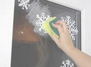 Snehove vlocky na sklo Keliwood s.r.o.