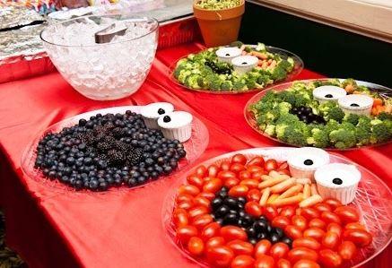 oslava narozenin nápady Dětská zahradní párty, jídlo pro děti, zdravé jídlo, dětská oslava  oslava narozenin nápady