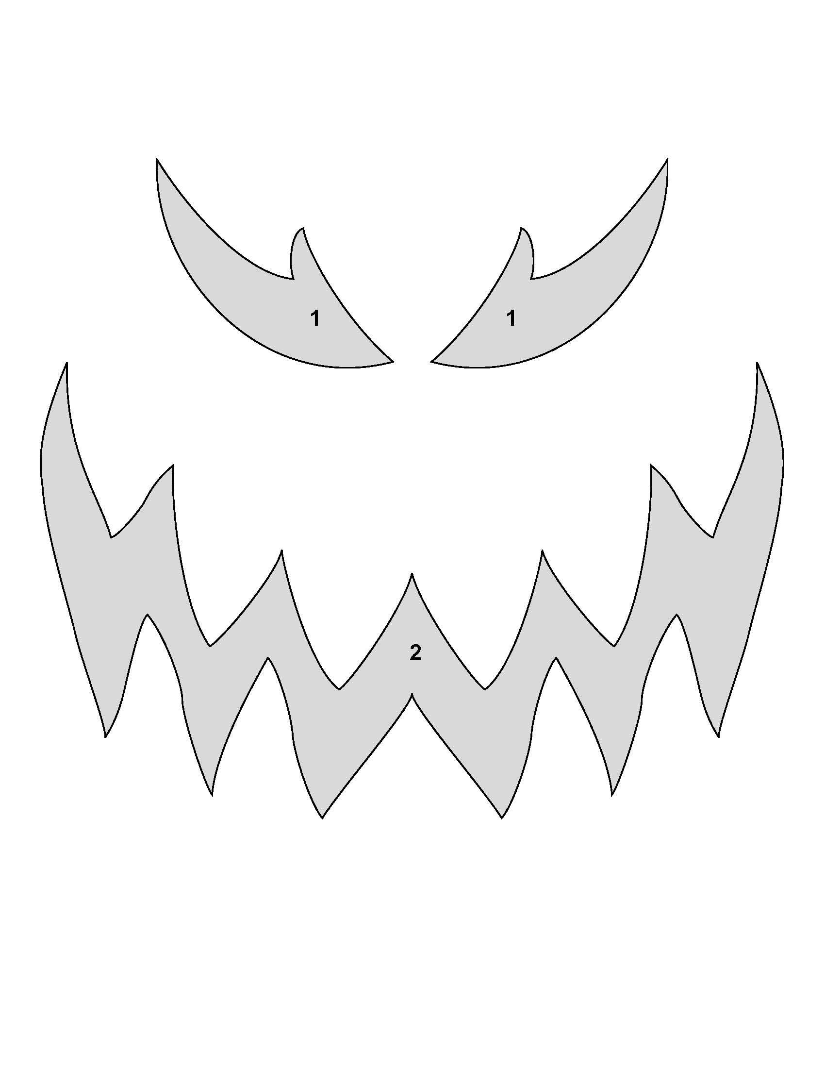 Halloween - svítící dýně