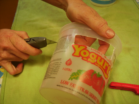 Jak vyrobit past na kunu